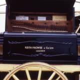 organ detail, 1975.