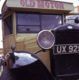 vintage car, 1974.
