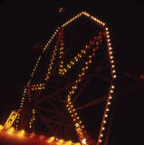 Big Wheel at night, 1974.