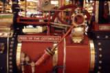 centre engine, 1974.