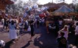 fairground view, 1991.