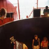 Rotor interior view, 1991.