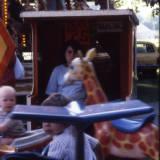 fairground view, 1984.