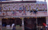 Ghost Train frontage, 1974.