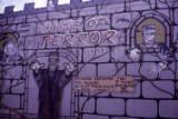 fairground horror artwork, 1974.