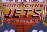 Jets paybox artwork, 1974.
