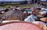 Bridgwater Fair, 1974.
