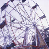 Goose Fair Big Wheel, 1974.