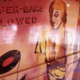 fairground artwork, 1974.