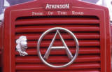 Atkinson badge, 1974.