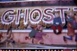 Ghost Train artwork, 1974.