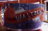 Waltzer car artwork, 1974.