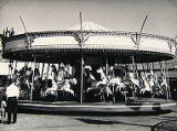 Dreamland Amusement Park, Margate, 1961.