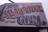 Alligator Girl, 1974.