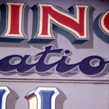 lettering artwork, 1974.
