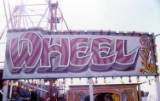 Big Wheel artwork, 1974.