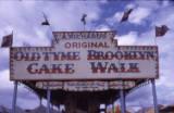 Cake Walk, 1974.
