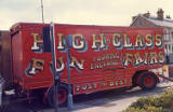 Loughborough Fair, 1979.