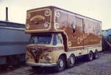 Salford Fair, 1980.
