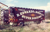Edwards' winter quarters open day, 1980.