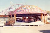 Barry Island Amusement Park, 1980.