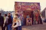 Worcester Easter Fair, 1980.