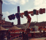 Kidderminster Fair, 1980.