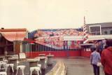 Blackpool Pleasure Beach, 1980.