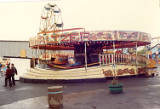 Morecambe Pleasure Beach, 1980.