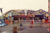 Morecambe Pleasure Beach, 1980.