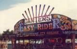 Cwmbran Fair, 1980.