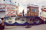 Porthcawl Amusement Park, 1980.