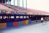 Sheerness Amusement Park, 1980.