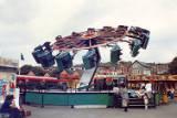 Margate Dreamland Amusement Park, 1980.