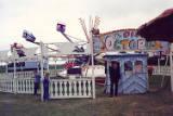 South Lancing Fair, 1980.