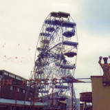 Southsea Amusement Park, 1980.