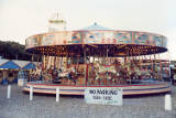 Hayling Island Amusement Park, 1980.