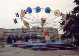 Southend Kursaal Amusement Park, 1980.