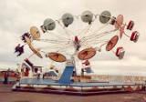 Clacton Pier Amusement Park, 1980.