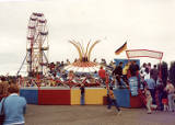 Clacton Butlins Amusement Park, 1980.