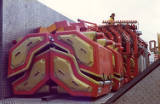 Rhyl Amusement Park, 1980.