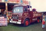 Bridgwater Fair, 1980.