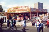 Nottingham Goose Fair, 1980.