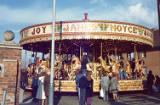 Stratford Mop Fair, 1980.