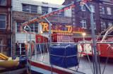 Loughborough Fair, 1980.