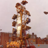 Loughborough Fair, 1980.