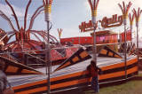 Durdham Downs Bristol Fair, 1981.