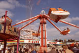 Porthcawl Amusement Park, 1981.