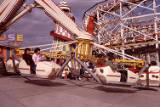 Porthcawl Amusement Park, 1981.