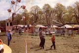 Knutsford May Fair, 1981.